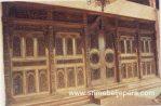 Desain Gebyok Antik Rumah Jawa Terbaru
