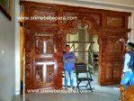 Jual Gebyok Ukir Kudus Untuk Pintu Rumah Anda